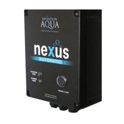 evolution aqua nexus automatic system