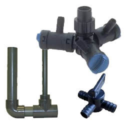 Pond Fittings & Pipework
